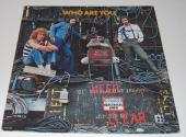 PETE TOWNSHEND signed (THE WHO) RECORD ALBUM LP *WHO ARE YOU* W/COA