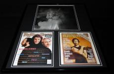 Pete Townshend The Who 16x20 Framed Rolling Stone Cover Display
