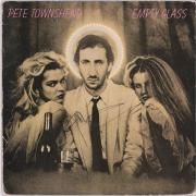 Pete Townshend The Who Autographed Empty Glass Album - JSA
