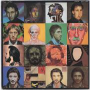 Pete Townshend The Who Autographed Face Dances Album - JSA