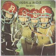 Pete Townshend The Who Autographed Odds & Sods Album - JSA