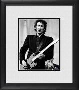 "Pete Townshend The Who Framed 8"" x 10"" Playing Guitar Photograph"