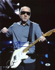 Pete Townshend The Who Signed 11X14 Photo Autographed BAS #B13256