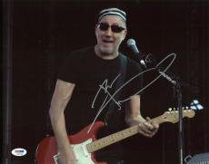 Pete Townshend The Who Signed 11X14 Photo Autographed PSA/DNA #Q45358
