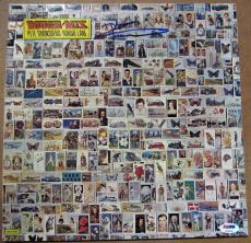 Pete Townshend The Who signed Album Rough Mix auto PSA/DNA