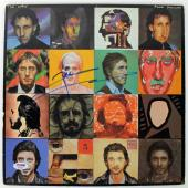 Pete Townshend The Who Signed Face Dances Album Cover PSA/DNA #AB43066