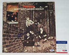Pete Townshend The Who Signed Meaty Beaty Big And Bouncy Record Album Psa I39018