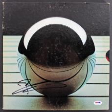 Pete Townshend The Who Signed 'Tommy' Album Cover W/ Vinyl PSA/DNA #AB81126