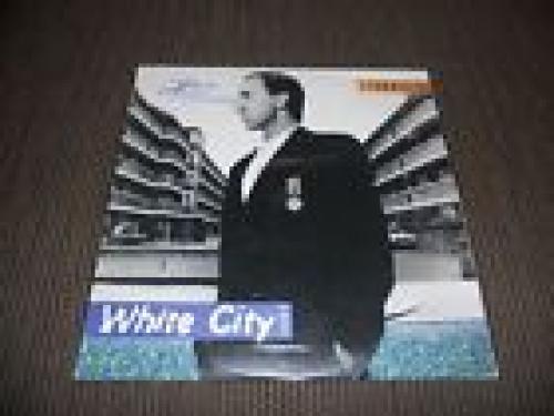 Pete Townshend The Who White City Signed Autographed LP Album PSA Guaranteed