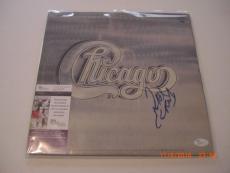 Peter Cetera Chicago,famous Singer Jsa/coa Signed Lp Record Album