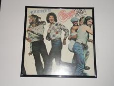 "Peter Cetera Signed Framed ""hot Streets"" Album Chicago Proof Legend Autographed"