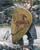 Peter Dinklage autographed 8x10 photo (Game of Thrones Tyrion Lannister) Image #SC1
