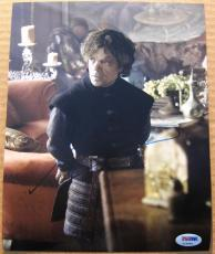 Peter Dinklage Game of Thrones signed 8x10 photo PSA/DNA Tyrion Lannister