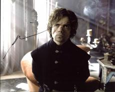 Peter Dinklage Game Of Thrones Signed 8X10 Photo PSA/DNA #V22384