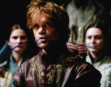 Peter Dinklage Signed 8x10 Photo Authentic Auto Game Of Thrones Tyrion Coa B