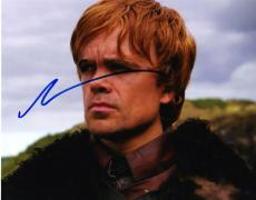 Peter Dinklage Signed 8x10 Photo Authentic Auto Game Of Thrones Tyrion Coa C