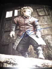PETER DINKLAGE SIGNED AUTOGRAPH 8x10 GAME OF THRONES PROMO IN PERSON COA AUTO E