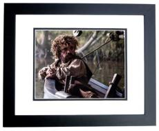 Peter Dinklage Signed - Autographed Game of Thrones - Tyrion Lannister 10x15 Photo BLACK CUSTOM FRAME - Guaranteed to pass PSA or JSA