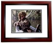 Peter Dinklage Signed - Autographed Game of Thrones - Tyrion Lannister 10x15 Photo MAHOGANY CUSTOM FRAME - Guaranteed to pass PSA or JSA