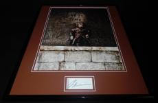 Peter Dinklage Signed Framed 16x20 Poster Photo Display Game of Thrones