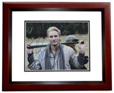 Peter Facinelli Signed - Autographed 8x10 Photo MAHOGANY CUSTOM FRAME - TWILIGHT Actor