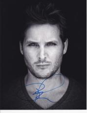 Peter Facinelli Signed - Autographed 8x10 inch Photo - Guaranteed to pass PSA or JSA - TWILIGHT Actor