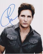 Peter Facinelli Signed - Autographed TWILIGHT 8x10 Photo