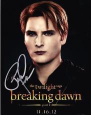 Peter Facinelli Signed 8x10 Photo Authentic Autograph Twilight Carlisle Cullen C
