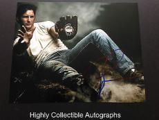 Peter Facinelli Signed 8x10 Photo Autograph Twilight