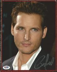 Peter Facinelli Signed Twilight 8x10 Photo PSA/DNA COA Picture Autograph Eclipse