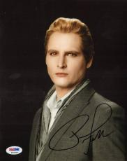 Peter Facinelli Signed Twilight 8x10 Photo PSA/DNA COA