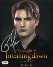 Peter Facinelli Signed Twilight Authentic Autographed 8x10 Photo PSA/DNA #V69913