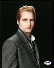 Peter Facinelli Signed Twilight Autographed 8x10 Photo (PSA/DNA) #K16739