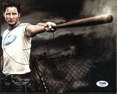 Peter Facinelli Twilight Signed 8X10 Photo PSA/DNA #AA83844
