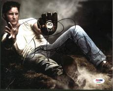 Peter Facinelli Twilight Signed 8X10 Photo PSA/DNA #AA83845