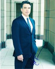 Peter Gallagher Signed 8x10 Photo Authentic Autograph Usa Covert Affairs Coa
