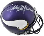 "Riddell Adrian Peterson Minnesota Vikings Autographed Pro Line Authentic Helmet with ""All Day"" Inscription"