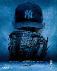 Andy Pettitte New York Yankees Autographed Post Wins Limited Edition 16'' x 20'' Photo - Mounted Memories