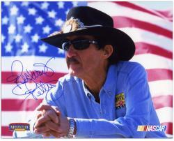 "Richard Petty Autographed 8"" x 10"" Photo"