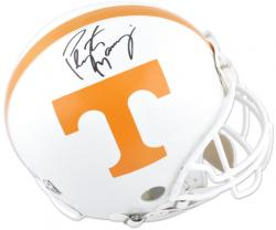 Riddell Peyton Manning Tennessee Volunteers Autographed Pro-Line Authentic Helmet