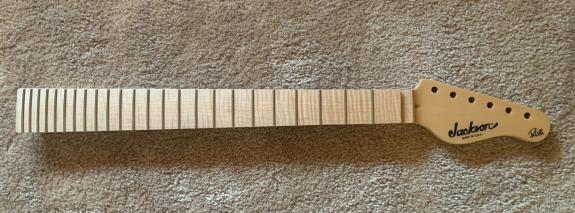 Phil Collen Def Leppard Owned Vintage Jackson PC1 USA Guitar Neck NOS NEW