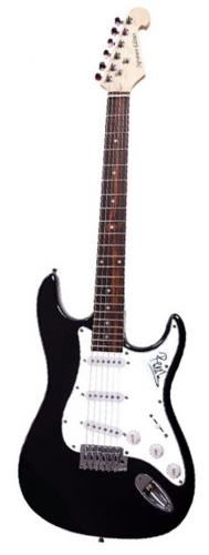 Phil Collins Genesis Autographed Signed Electric Guitar Uacc Rd AFTAL