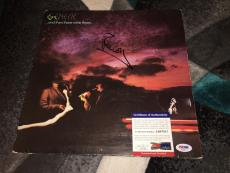 "Phil Collins Signed Genesis Vinyl ""And Then There Were Three"" PSA/DNA"