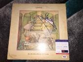 Phil Collins Signed Genesis Vinyl Selling England By The Pound PSA/DNA