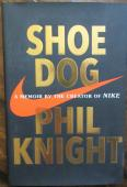 Phil Knight NIKE Signed Book - Beckett BAS
