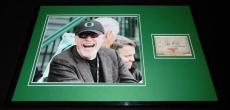 Phil Knight Signed Framed 11x17 Photo Display Oregon Nike