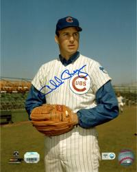 "Phil Regan Chicago Cubs Autographed 8"" x 10"" Photograph with 69 Cubs Inscription"