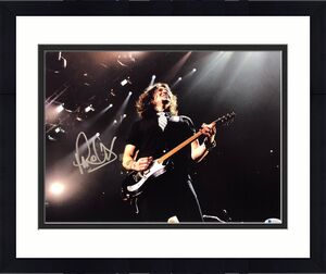 Phil X Signed 11x14 Photo *Bon Jovi *Tommy Lee Beckett BAS E49752