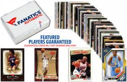 Philadelphia 76ers Team Trading Card Block/50 Card Lot