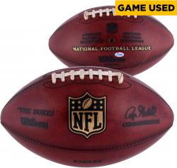 Philadelphia Eagles Game-Used Football from a Jeremy Maclin First Down Reception December 14, 2014 vs. Dallas Cowboys